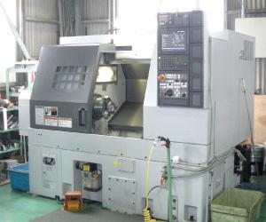 森精機 型式:CL2000BT/CL2000AT